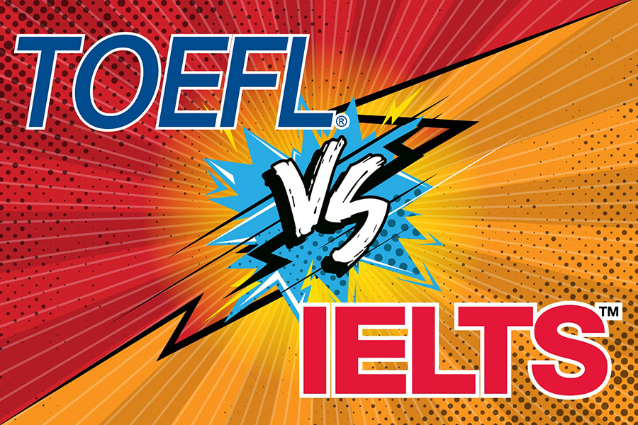 What's That Part 2- TOEFLS VS IELTS