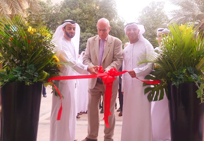 University of Birmingham campus opens in Dubai