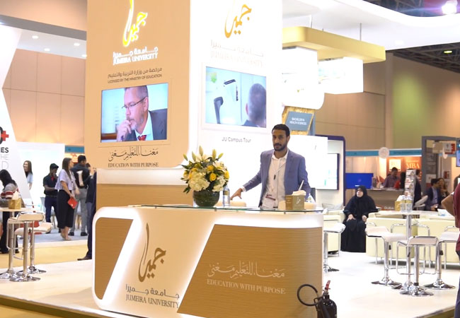 Jumeirah University at The International Education Show