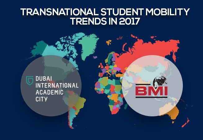 Research: Transnational Students Mobility Trends of 2017
