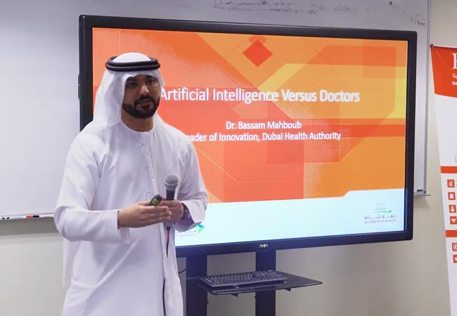 AI Applications  & Future Prospects in UAE Public Sectors and Industry