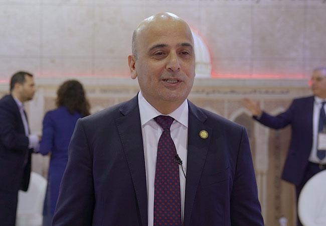 AUS' Mahmoud Anabtawi @ GETEX 2018
