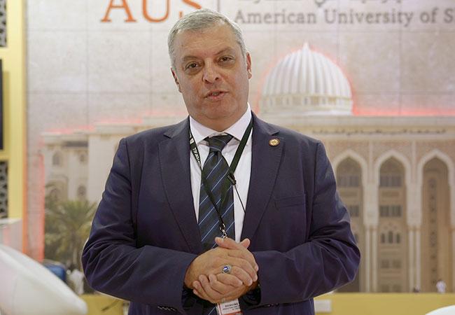 AUS' Mohamed El Shahed @ GETEX 2018