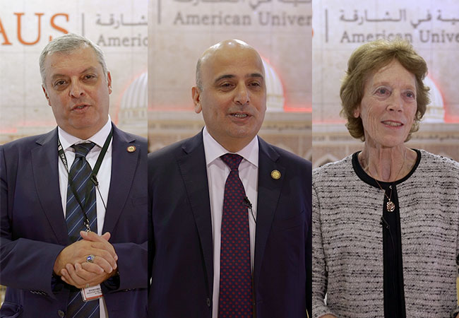 American University of Sharjah @ GETEX 2018