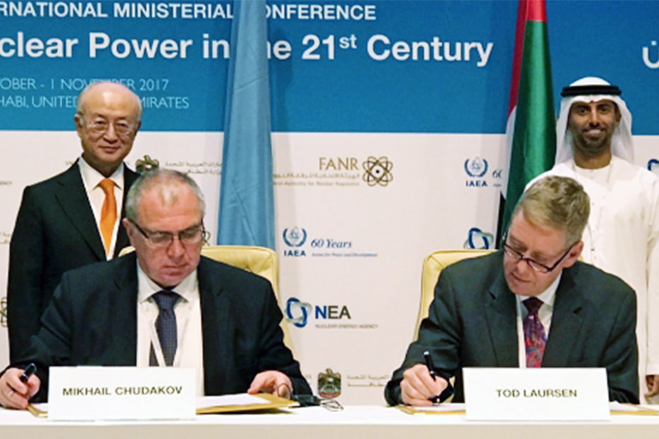 IAEA Designates Khalifa University as the Collaborating Centre in UAE