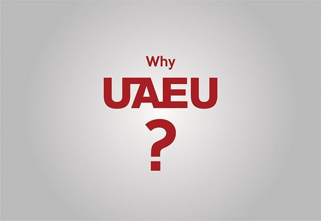 United Arab Emirates University - Why UAEU